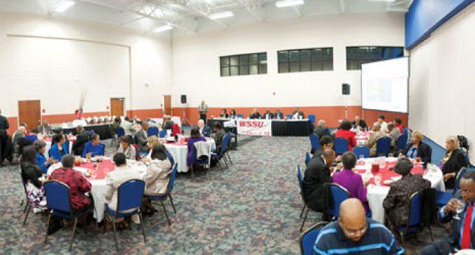 Enterprise Center debuts new conference/banquet space