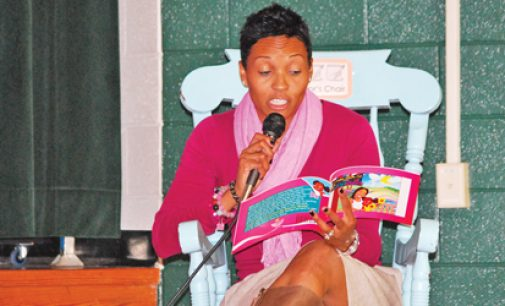 Teacher's book helps children understand cancer