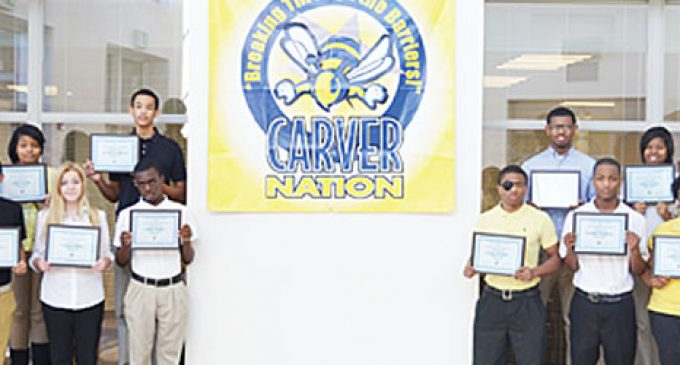 Carver High testing  single-gender classes