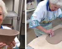 Sawtooth Ceramics Class Helps Stroke Victim Recover