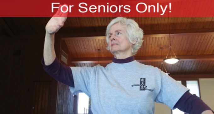 For Seniors Only Chair Chi Tai Chi For Older Adults Ws