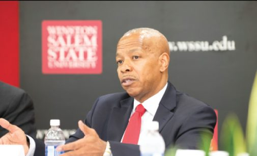 Editorial: New Chancellor