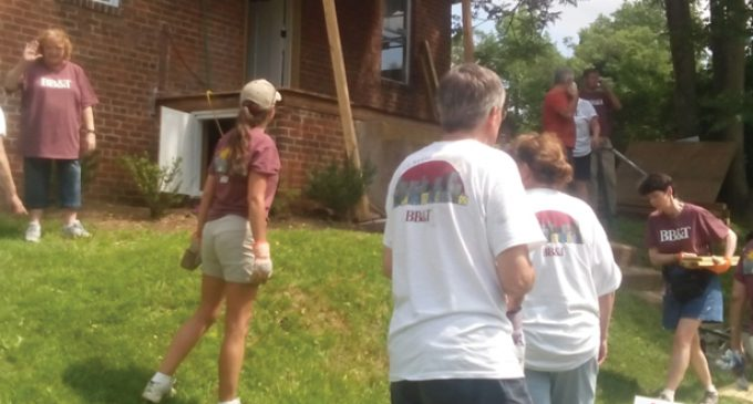 BB&T unit helping  homeless veterans project