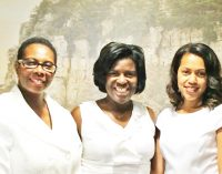 Five members are  inducted into Winston-Salem Links chapter