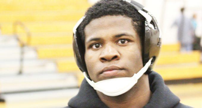 JV wrestler emerges as varsity standout