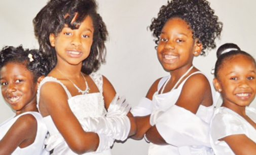 Amari Renee' Adams wins Little Miss America pageant