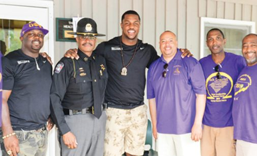 Over 200 attend Omega Psi Phi Sixth District Boys Leadership Camp