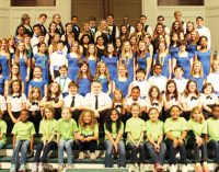 Winston-Salem Youth Chorus holding auditions for its 23rd season