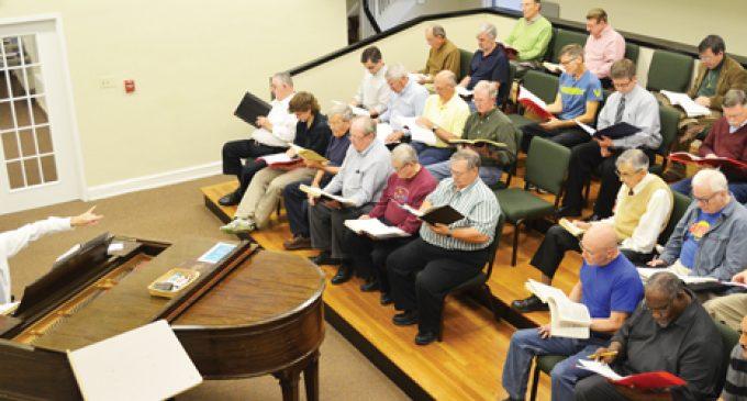 """Amateur singers begin preparing for """"Messiah"""""""