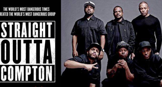 Column: Perfect timing for 'Straight Outta Compton'