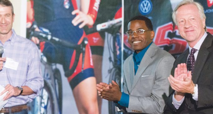 Winston-Salem welcomes  National Cycling Center