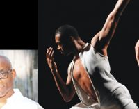 Dance legend says his art speaks to social injustice