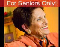 Senior Spotlight: Shirley Deane