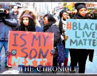 The Black Lives Matter movement should broaden its perspective
