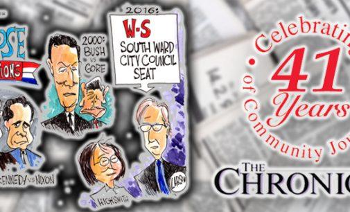 Editorial Cartoon: Close Elections