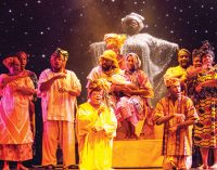 LETTERS TO THE EDITOR: Black Rep giving back through 'Black Nativity'