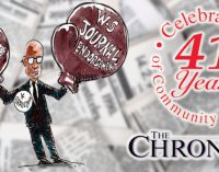 Editorial Cartoon: Spaulding Endorsements