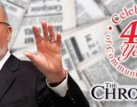Ken Spaulding is prepared to be governor