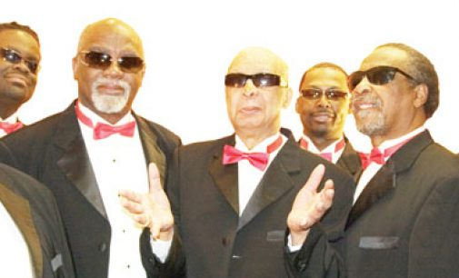 Gospel legends performing at SECCA