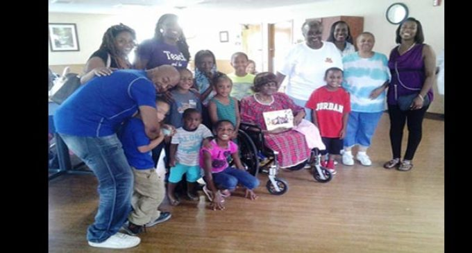 First Waughtown gives kids experience of a lifetime