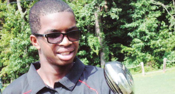 Gant's golfing goals high