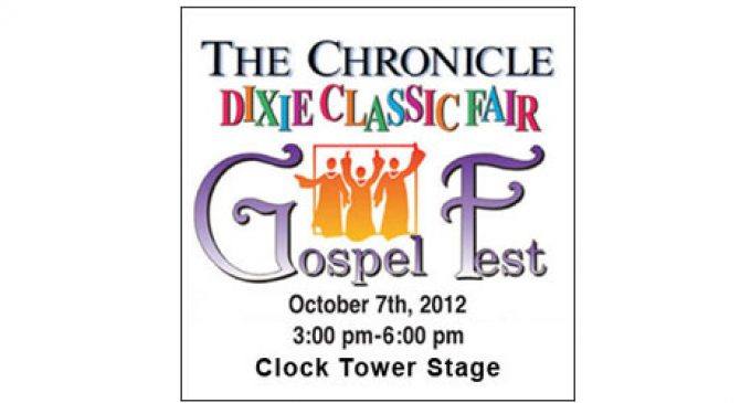 The Dixie Classic Fair Gospel Fest