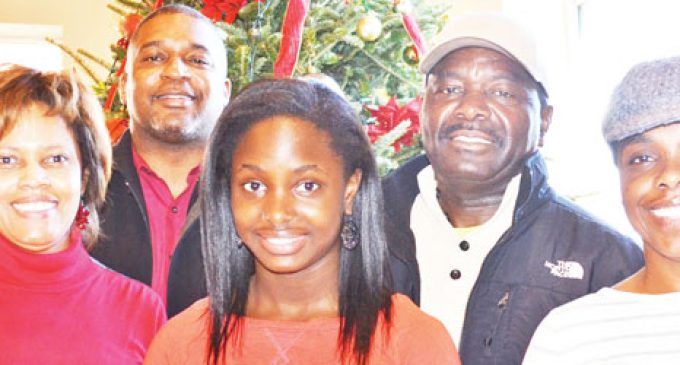 Local girl up for national honor