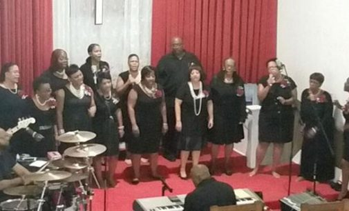 Goler Memorial A.M.E. Zion Church Prison Ministry Choir 24th anniversary