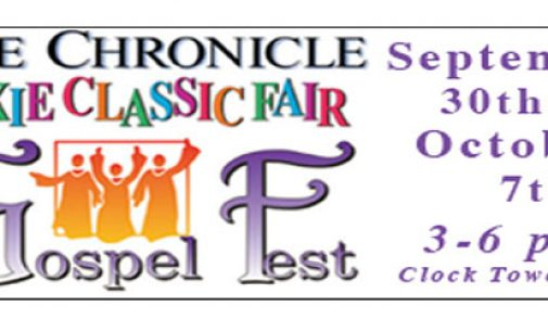 Join Us at The Chronicle Dixie Classic Fair Gospel Fest