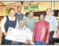 Ephesus Junior Academy receives grant