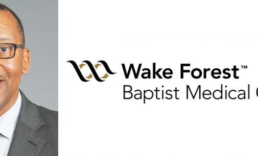 Bailey named head of psychiatry at Wake Forest Baptist