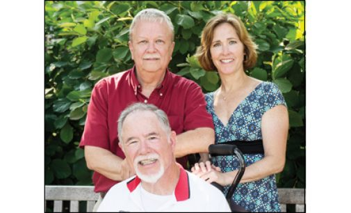 Local survivors featured on national magazine