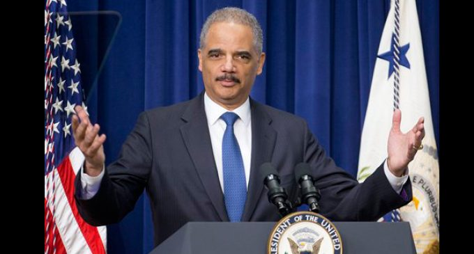 Holder Argues for Success of Drug Sentencing Policies