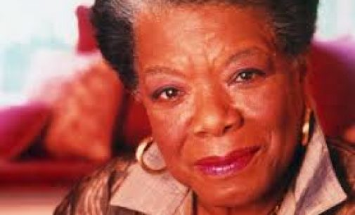 Estate sale starts today at Maya Angelou's home