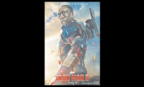 "State launches ""Iron Man 3"" tourism site"
