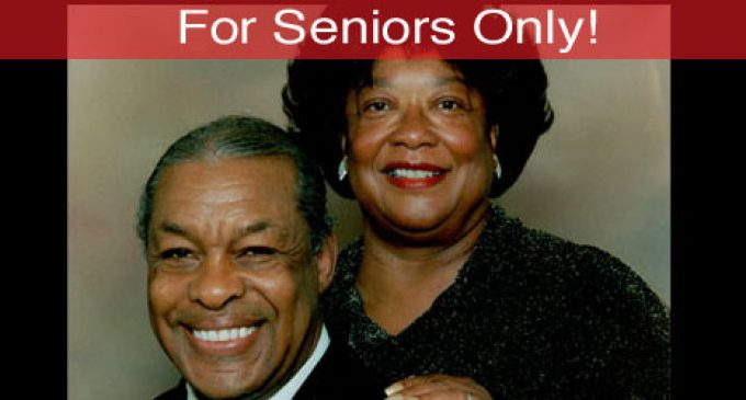 Senior Spotlight: John and Rosie Raye
