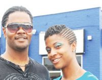 Couple takes on new career challenges