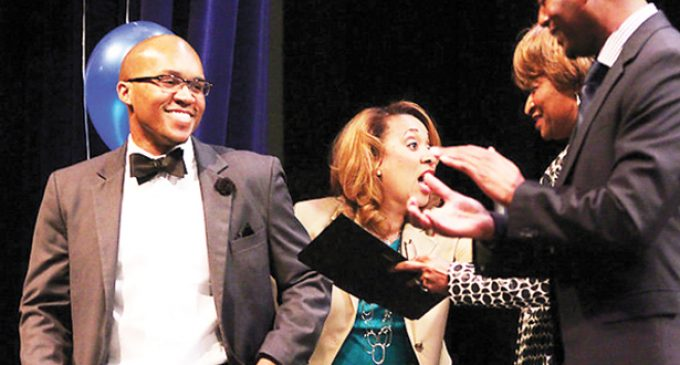 Carver alumnus named  state's top assistant principal