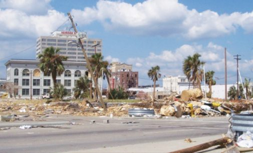 Remembering the tragedy and charity after Katrina