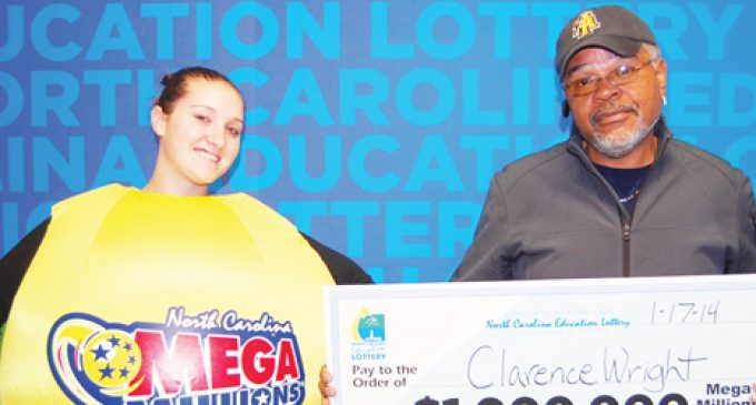 Lottery delivers big win for G'boro postman