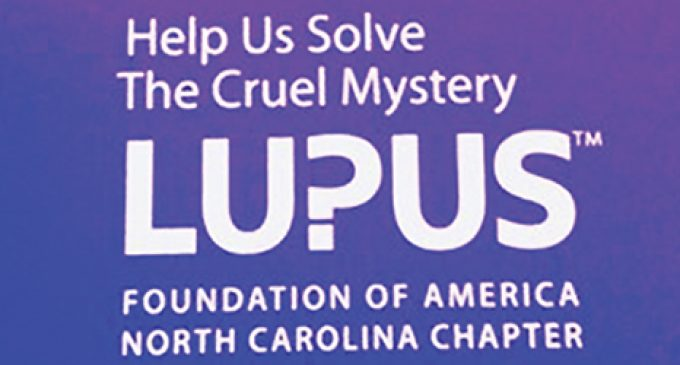 Lupus run will be Sept. 6