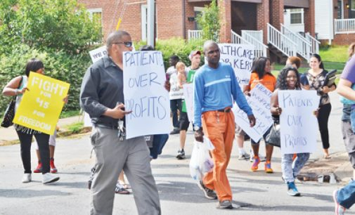 Silent march to spotlight threats to voting rights
