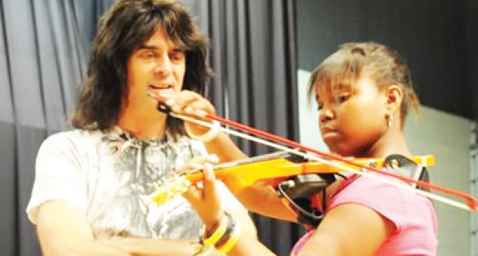 Musicians to lead Reynolds students in concert