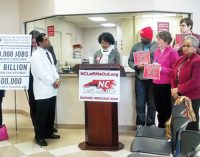 Triad residents join call for expanded Medicaid
