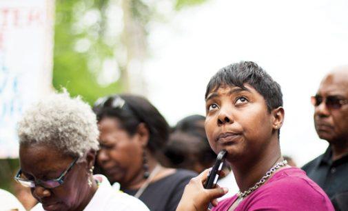 Sharpton praises response to fatal SC police shooting