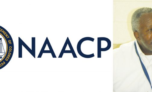 'Ike' Howard elected president of Winston-Salem NAACP branch