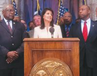 Marchers say S.C. Gov. Haley has more to learn about race