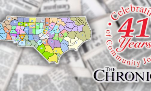 N.C. legislative map trial begins in Raleigh