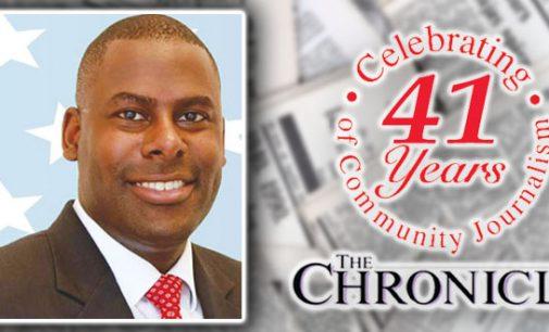 N.C. GOP's 1st black chairman feels the heat
