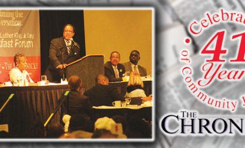 Chavis: Racism still exists